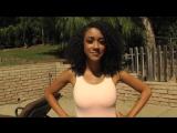 Ebony adult video star Ariana Aimes opens up
