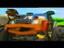 Метеор и крутые тачки 36 серия Клуб гоночных грузовиков Мультики про машинки