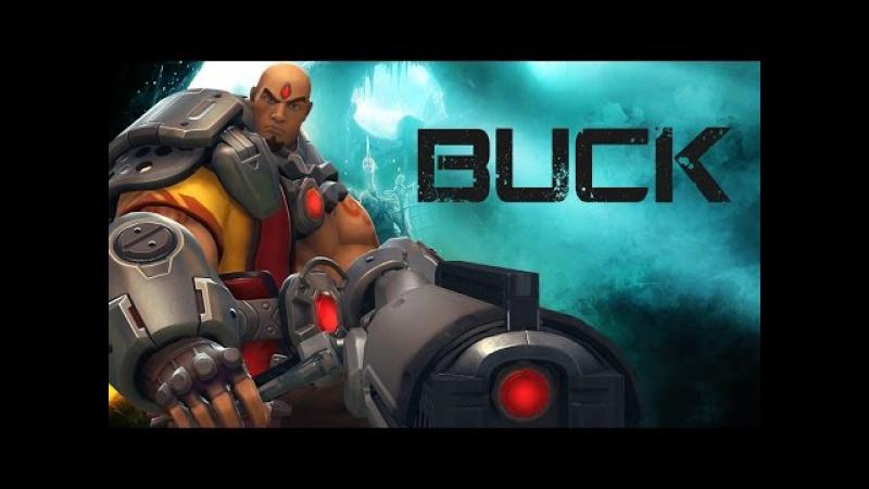 Paladins Buck/ с легой