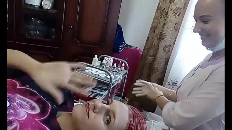 микроблейдинг губ у мастера Натальи Николаенко