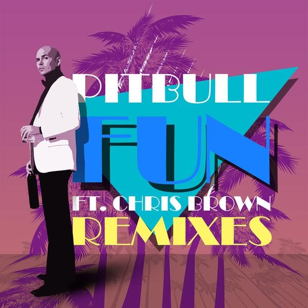 Скачать pitbull fun feat. Chris brown клип бесплатно.