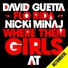 David Guetta - Where them girl at (feat. Flo Rida and Nicki Minaj)