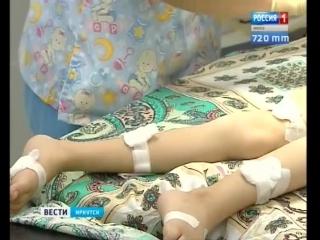 Детей с ДЦП из Иркутской области оперируют тульские хирурги