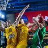 Высшая лига Украины по баскетболу