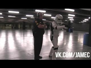 Как научить стрелять имперского штурмовика