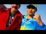 Руслан Мырсатаев вступил в команду Каната Ислама