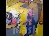 Видео нападения на радиоведущую «Эха Москвы» Татьяну Фельгенгауэр