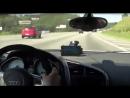 Audi R8 V10 (R-Tronic) vs Suzuki GSX-R1000 vs Kawasaki ZX-10R
