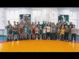 Поздравление Александра Карелина с днём рождения от белгородских борцов греко-римского стиля