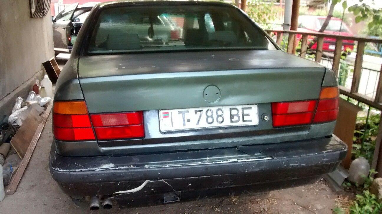 Продам или обмен! Е34 2.5 бензин 1989год