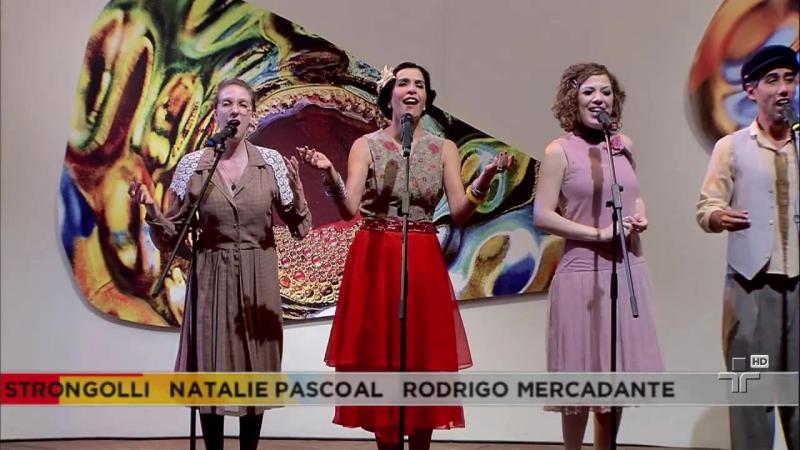 Cantoras do Rádio, de Braguinha e Lamartine Babo e Hino do Carnaval Brasileiro, de Lamartine Babo