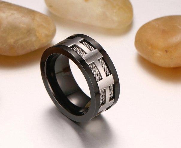 Мужское кольцо 453