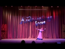 Салчак Саманта Тувинский народный танец