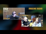 Марина Капуро и Юрий Берендюков в гостях у Жени Глюкк на Radio Imagine