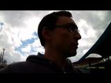 Разговор Виктора Тайпана с человеком на улице про деньги за лечение.