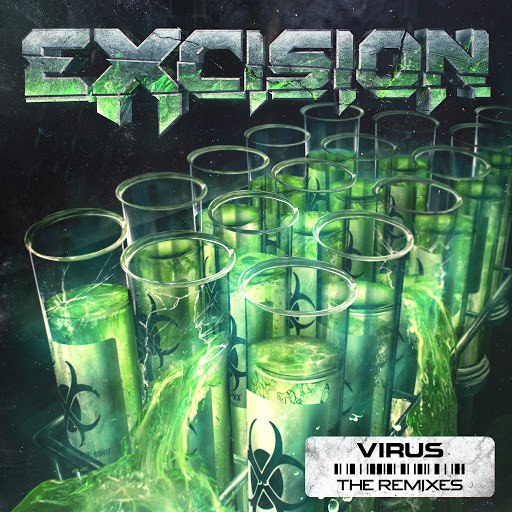 Excision альбом Virus: The Remixes