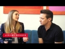 Jeremy Renner and Elizabeth Olsen from 'Wind River' Entertainment Weekly Interview