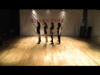 BlackPink - As If It's Your Last Dance Practice Video.