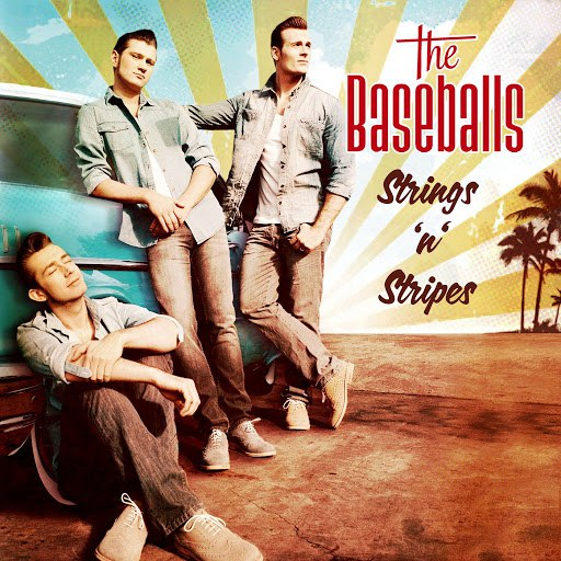 The Baseballs альбом Strings 'n' Stripes