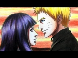 Speed Drawing - Naruto and Hinata (The Last_ Naruto The Movie)