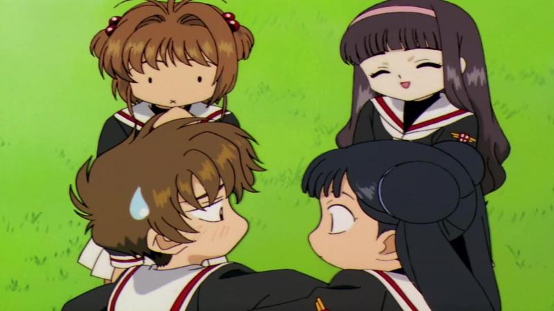 26 - Sakura ve Harika Öğretmen (20 Ekim 1998)
