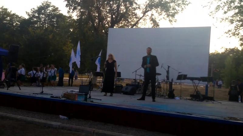 Клименко Валерий и Мартынюк Ирина - Прости меня (Билан, Лазарев) , Заходи ко мне во сне (Круг, Брянцев)