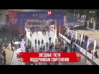 Куда бежит столица? Пятый московский марафон
