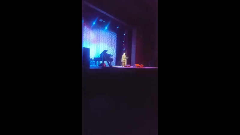 Концерт о.Фотия в Кемерово ч.4