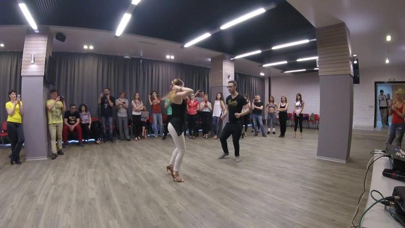 Dance Ural Fest 2016 - AA (Aнтон Лужняк и Анна Желтова )