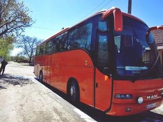 Севастополь сочи автобус цены