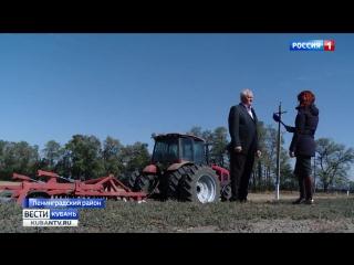 Фермеры Ленинградского района вернули право работать на собственной земле