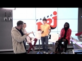 Quest Pistols Show с песней Ух ты какой! на Радио ENERGY