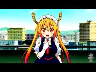 Kobayashi-san Chi No Maid [AMV] - Just Cant Get Enough