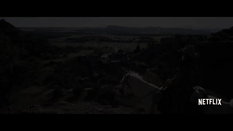 Забытые Богом - Godless - сезон 1 - трейлер сериала на русском