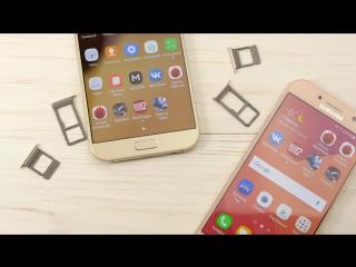 Обзор Samsung Galaxy A (2017)_ A3, A5, A7