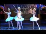 СЕРЕБРЯНАЯ КАЛОША 2011 голые лебеди