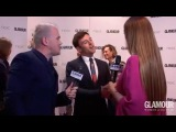 Tom Daley on the red carpet at the Glamour Women Of The Year Awards 2017