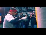 Ломаченко отрабатывает удары накануне боя с Ригондо (видео)