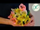 Как Удивить Подарком Сладкий Букет Из Конфет С Тюльпанами!