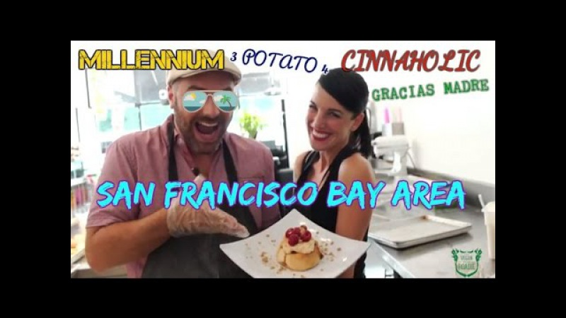 The Vegan Roadie - S01E09 (San Francisco, CA)