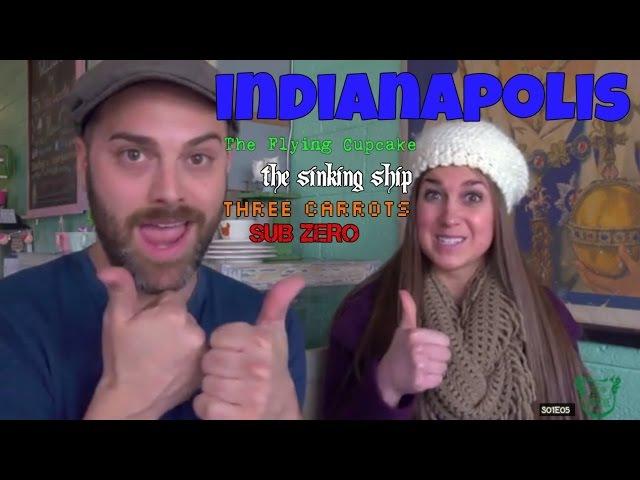 The Vegan Roadie S01E05 (Indianapolis, IN)