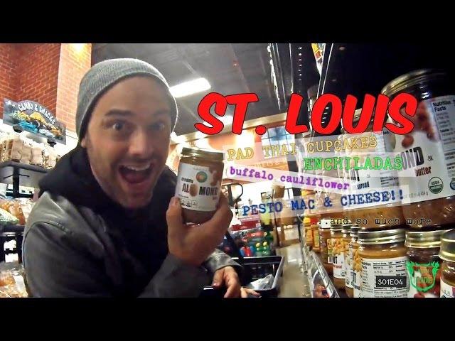 The Vegan Roadie S01E04 (St. Louis, MO)