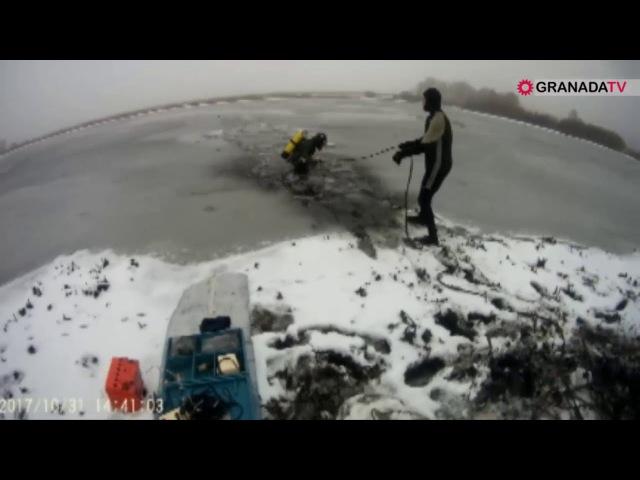 Первые жертвы опасной рыбалки: мужчину не выдержал тонкий лед