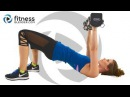 Get Strong! Upper Body Workout for Arms, Shoulders, Chest Back (Descending Reps)