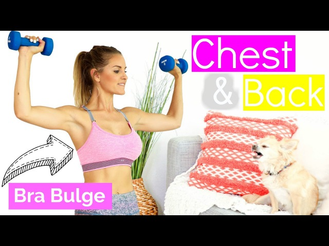 How To Lose Back Fat Get Rid Of Bra Bulge   Rebecca Louise