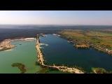 FLYPRO21: аэросъемка второго Безлюдовского карьера(озеро Нагорьевское)