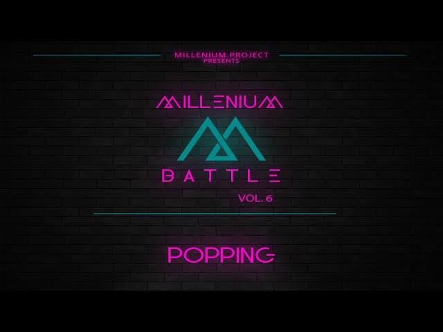 BATTLE M | POPPING | SKIBA vs Ниндзя (win) vs Sunday