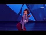 Танцы: Юля Гаффарова (Моя Мишель - Настя) (сезон 4, серия 10) из сериала Танцы смотре ...