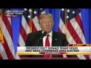 """Donald Trump to reporter: """"YOU are fake news."""""""