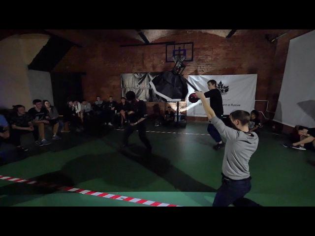 RASSEL vs MORS QUATERFINAL Re Ball Triangle